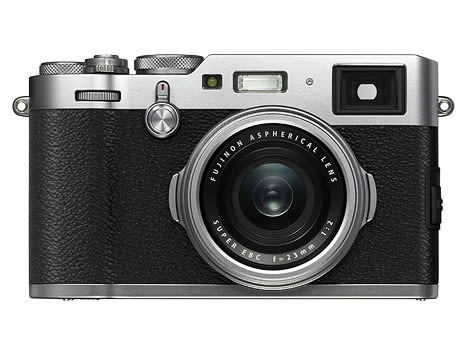 Fujifilm X100F 銀色〔X100 系列最新款〕平行輸入