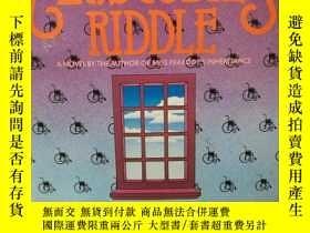 二手書博民逛書店伊麗莎白·喬利罕見Mr. Scobie s Riddle by