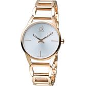 CK Calvin Klein 璀璨系列手環腕錶 K3G23626