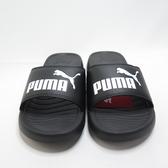 PUMA POPCAT 20 海綿拖鞋 37227901 黑 男女款【iSport愛運動】