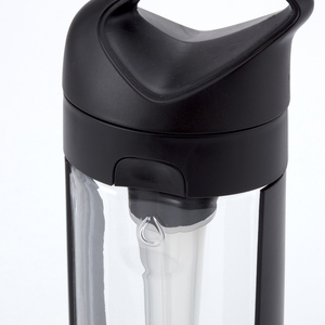 美國KOR Nava Sport 650ml水瓶 率性黑