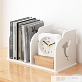 簡易學生用桌上小書架兒童收納儲物架宿舍辦公室書桌面置物架飄窗  4.4超級品牌日 YTL