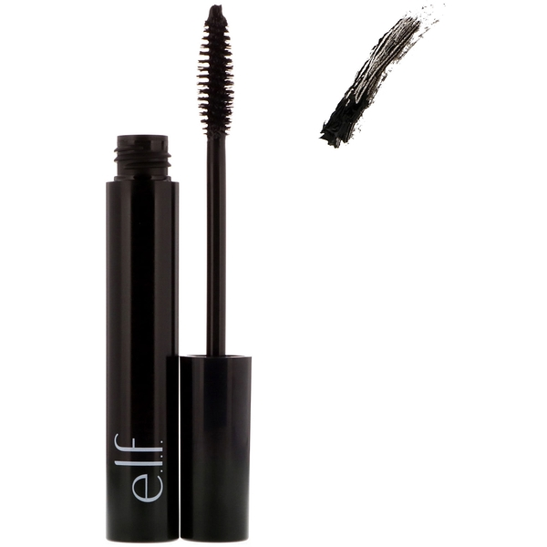 E.L.F Cosmetics Mineral Infused Mascara Black#81453【愛來客 】睫毛膏