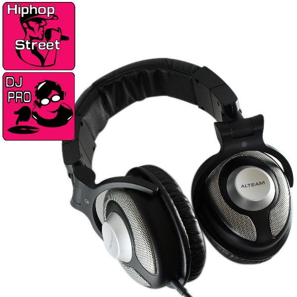 資訊月ALTEAM AH-580 DJ Hiphop專業音樂耳機 超高CP值 專業級 耳機街頭時尚 嘻哈DJ 專用耳機 重音蹦~