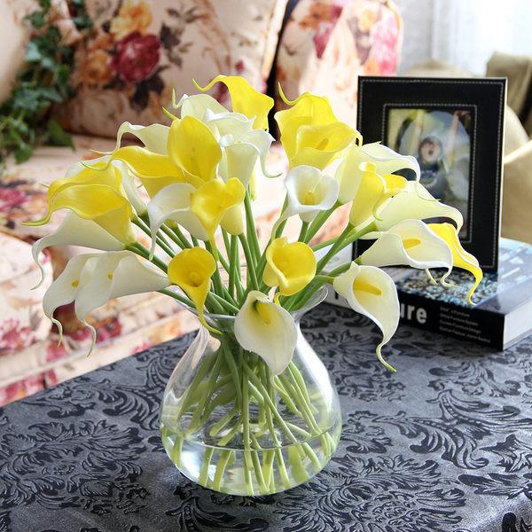 模擬花落地模擬花套裝模擬花幹花模擬花模擬  -bri010016