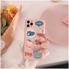 粉紅OK繃 適用 iPhone12Pro 11 Max Mini Xr X Xs 7 8 plus 蘋果手機殼