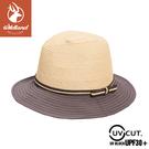 【Wildland 荒野 中性 N/P時尚帽《深卡灰》】W1071/休閒帽/紳士帽/防曬/造型帽