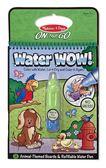 美國梅莉莎 Melissa&Doug  Water Wow神奇水畫冊/水畫筆 (動物)