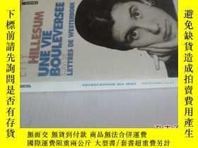 二手書博民逛書店法文原版罕見Une Vie Bouleversee. Journal 1941-1943Y7215 Etty