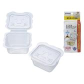 日本 Richell 利其爾 卡通型離乳食分裝盒100ml X1組 99元