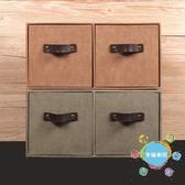 CD收納盒創意桌面收納盒書架衣帽間辦公室家居cd抽屜式化妝品收納櫃整理盒xw