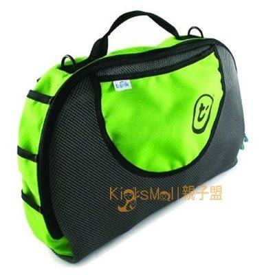 英國Trunki,兒童行李箱登機箱豪華配件,便攜袋,綠