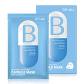 DR.WU保濕舒緩膠囊面膜3片入-B 【康是美】