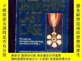 二手書博民逛書店英文版:INTREPID S罕見LAST CASEY18429