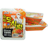 Paldo便當盒泡菜風味湯麵 86g【愛買】