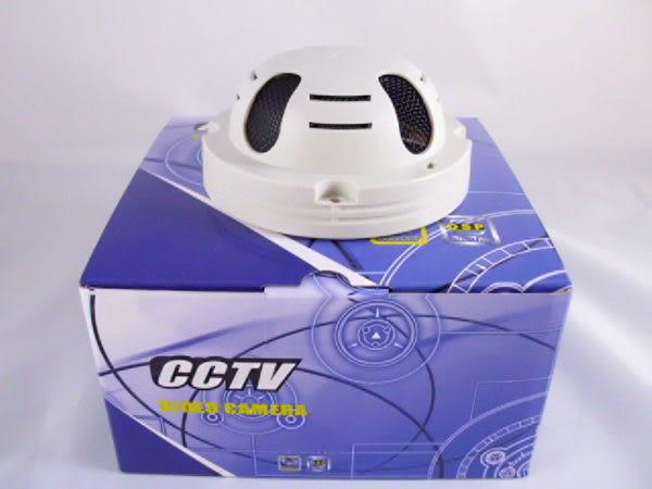 監視系統 (客製化)有線無線 星光級低照度電腦喇叭殼型攝影機 .偵煙殼型針孔攝影機