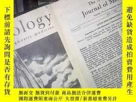 二手書博民逛書店THE罕見NEW ENGLAND JOURNAL OF MEDICINE 1979 VOL 301 新英格蘭醫學