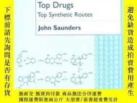 二手書博民逛書店Top罕見Drugs: Top Synthetic Routes