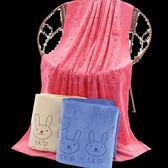 加厚吸水浴巾成人男女裹胸兒童小孩卡通浴巾
