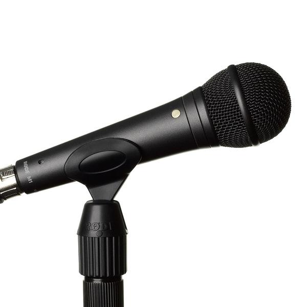 【】RODE M1 麥克風 ( RDM1 ) 舞台表演 演講 採訪 高音質麥克風 【正成公司貨】