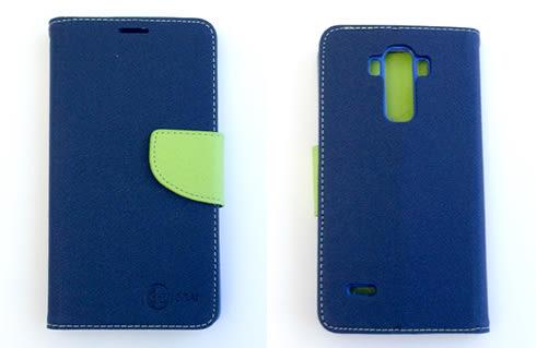 CHENG TAI LG G4 Beat (H736P)/G4S(LS770) 磁扣側掀式手機套 尚美系列 5色可選