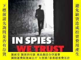 二手書博民逛書店In罕見Spies We TrustY256260 Jeffreys-jones, Rhodri Oup Ox