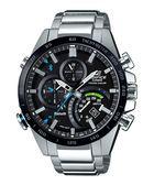 卡西歐CASIO EDIFICE太陽能藍芽錶(EQB-501XDB-1A)原廠公司貨
