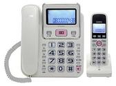 ^聖家^聲寶2.4GHz高頻數位無線電話~白 CT-W1304DL【全館刷卡分期+免運費】
