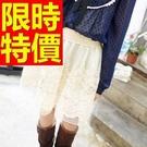 高腰短裙子韓版細緻-格調顯瘦質感日系夏季女裝2色53s90【巴黎精品】