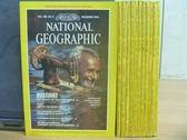 【書寶二手書T2/雜誌期刊_RHM】國家地理_1984/1~12月_共12本合售_Monsoons等