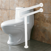 現貨-浴室安全扶手無障礙衛生間拉手廁所防滑欄桿浴缸不銹鋼殘疾人老人LX
