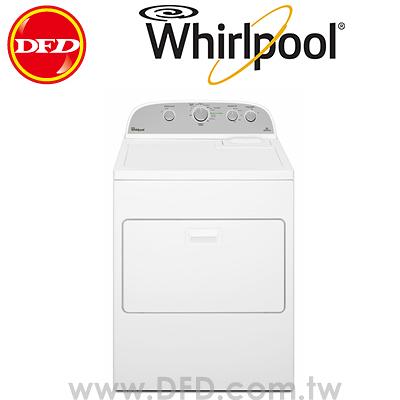惠而浦 WHIRLPOOL WED5000DW 12kg 極智電力乾衣機 美國原裝 白 台灣惠而浦公司貨 ※運費另計(需加購)