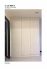 系統家具/台中系統家具/台中系統家具工廠/台中室內裝潢/台中系統廚櫃/開門衣櫃SM-A0011