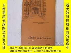 二手書博民逛書店民國:Shades罕見and Shadows [USA]Y23766