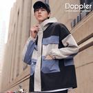 衝鋒外套 outdoor拼接色立體連帽外套 夾克 現貨+預購 【TJF8521】