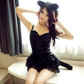 情趣內衣貓女郎角色扮演兔女裝圣誕裝萬圣節服制服誘惑套裝