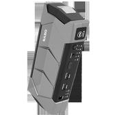 應急電源 尚比奧A7多功能汽車應急啟動電源12v電瓶行動電源車載打火搭電寶 YYJ卡卡西