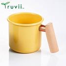丹大戶外【Truvii】木柄琺瑯杯 40...