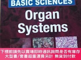 二手書博民逛書店【外文原版】罕見FIRST AID FOR THE BASIC SCIENCES Organ Systems SE