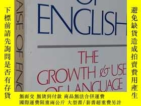 二手書博民逛書店英文原版罕見In Praise of English: The Growth and Use of Languag