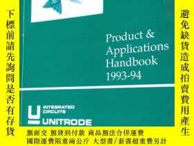 二手書博民逛書店Product罕見& Applications Handbook