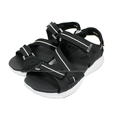(B5) SKECHERS 女鞋 涼拖鞋 Ultra Flex 休閒健走鞋 魔鬼氈 32498BKW 黑白 [陽光樂活]