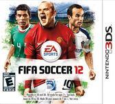3DS FIFA Soccer 12 國際足盟大賽 12(美版代購)