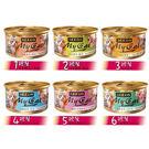 PetLand寵物樂園《SEEDS聖萊西》My Cat我的貓機能餐罐(6種口味)85g/貓罐頭