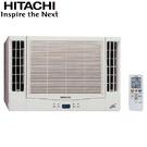 限量★【HITACHI日立】4-6坪變頻冷暖雙吹式窗型冷氣RA-28NV
