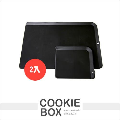 日本 伊原企販 備長炭 抗菌 砧版 大+小組合 切菜板 調理板 菜板 衛生 廚具 *餅乾盒子*