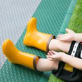 日本兒童雨鞋男童女童防滑春夏寶寶雨靴四季【博雅生活館】