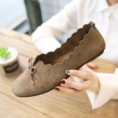豆豆鞋一腳蹬懶人鞋駕車鞋舒適休閒鞋