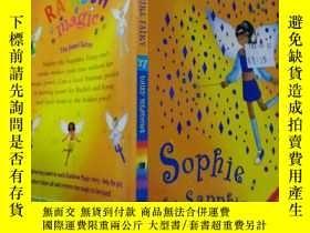二手書博民逛書店Sophie罕見the Sapphire Fairy:藍寶石仙女蘇菲Y200392