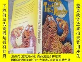 二手書博民逛書店revenge罕見of the toffee monster:太妃糖怪獸的復仇Y200392